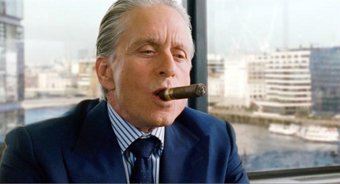 Gordon Gekko back for the global recession